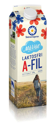 Picture of A-FIL LAKTOSFRI 3% 6X1000G