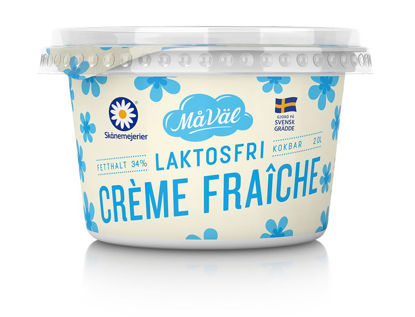 Picture of CREME FRAICH LF 34% 8X2DL