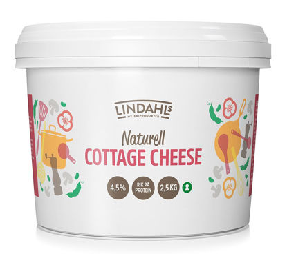 Picture of COTTAGE CHEESE 2,5KG