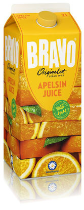 Picture of JUICE APELSIN 6X2L