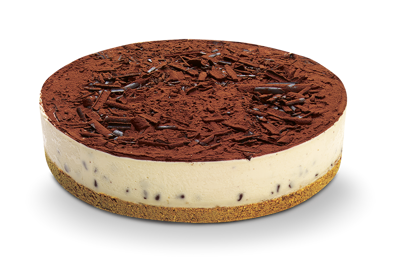 Picture of CHEESECAKE CHOC CHIP 4X1500G