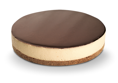 Picture of CHEESECAKE VIT CHOKL HÖG 4X1,4