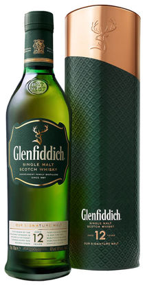 Picture of GLENFIDDICH SI MA12Y 70CL