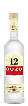 Picture of OUZO 38% 24X35CL