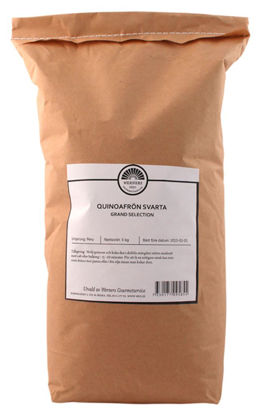 Picture of QUINOA SVART   5KG WER