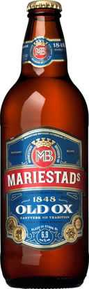 Picture of MARIESTAD OLD OX 6.9% 15X50CL