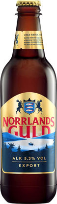 Picture of NORRLAND GULD 5.3% 24X50CL PET