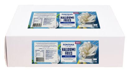 Picture of HALLOUMI FRIES, NATURELLA 2,5K