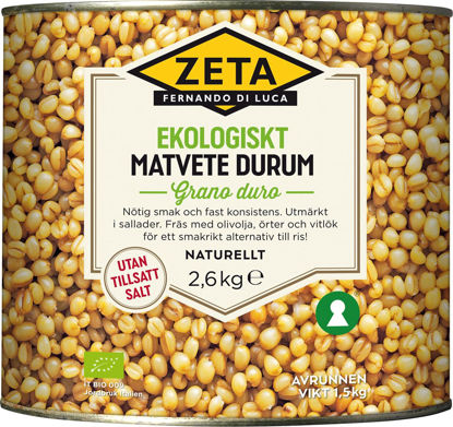 Picture of MATVETE DURUM EKO 6X2,6KG ZETA