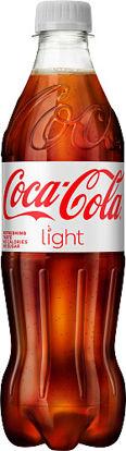 Picture of COCA COLA LIGHT PET 24X50CL