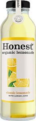 Picture of HONEST ORG ORIG LEMONAD 12X33C