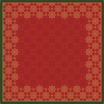 Picture of DUK SNIBB XMAS RED 84CM 5X20ST
