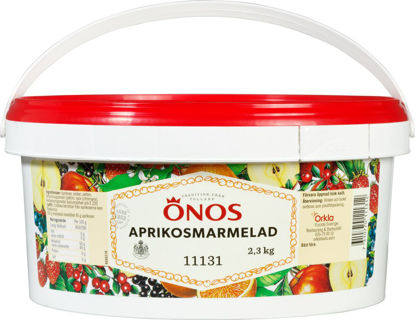 Picture of APRIKOSMARMELAD 2,3KG     ÖNOS