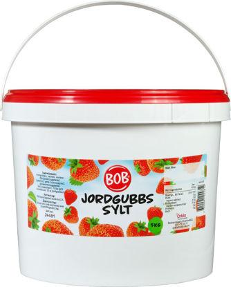 Picture of JORDGUBBSSYLT 5KG          BOB