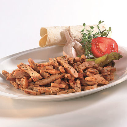 Picture of KYCKLING KEBAB STRIML. 6KG G-F