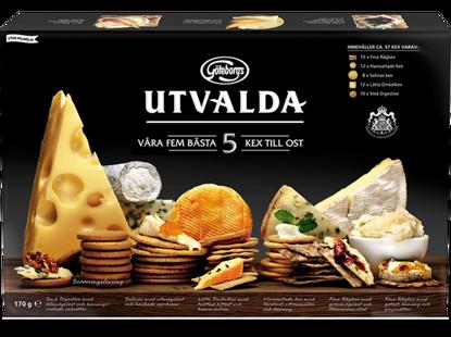 Picture of KEX UTVALDA 5 BÄSTA 9X170G GBG