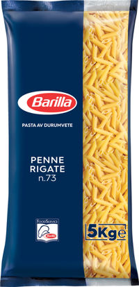 Picture of PASTA PENNE RIGATE 3X5KG