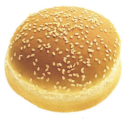 Picture of HAMBURGERBRÖD 54S 72X56G