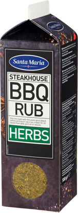 Picture of BBQ RUB HERBS PP 6X580G
