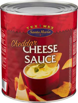 Picture of CHEDDAR CHEESE SAUCE 3X3KG S-M