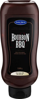 Picture of BBQ SAUCE BOURBON SQUEE6X1,1KG