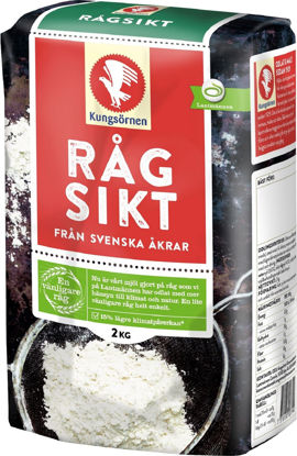 Picture of RÅGSIKT 6X2KG              K-Ö