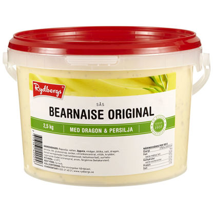 Picture of BEARNAISE ORIGINAL 2,5KG RYDBE