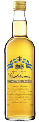 Picture of CARLSHAMN FLAGGPUNSCH 50CL 26%