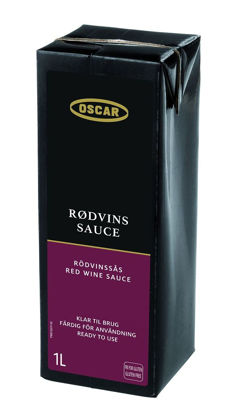 Picture of RÖDVINSSÅS 6X1L OSCAR