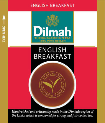 Picture of TE ENG.BREAKFAST DILMAH 100ST