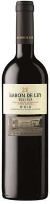 Picture of BARON DE LEY RESERVA 12X75CL