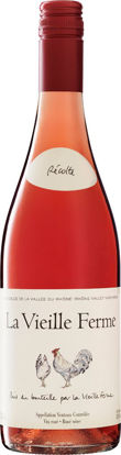 Picture of LA VIEILLE FERME ROSE 12X75CL