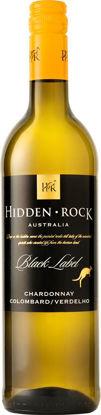 Picture of HIDDEN ROCK CHARDONNAY 12X75CL
