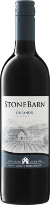 Picture of STONEBARN ZINFANDEL 12X75CL