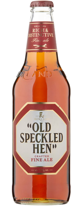 Picture of OLD SPECKLED HEN 12X50CL 5%