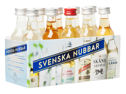 Picture of SVENSKA NUBBAR 40% 10X5CL