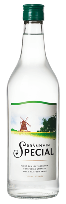 Picture of BRÄNNVIN SPECIAL 12X70CL   30%
