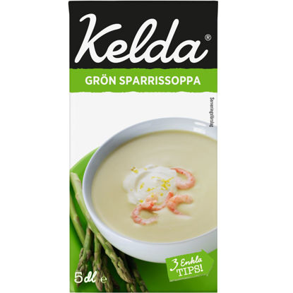 Picture of KELDA SPARRISSOPPA 10X500ML