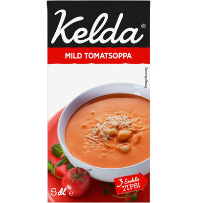 Picture of KELDA TOMATSOPPA 3% 10X500ML
