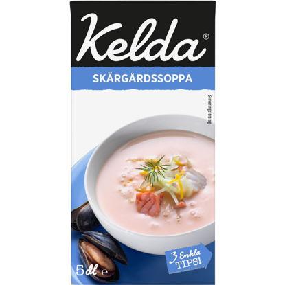 Picture of KELDA FISK&SKALDJUSOPPA 10X5DL