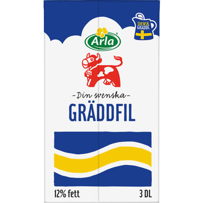 Picture of GRÄDDFIL      6X0,3L ARLA
