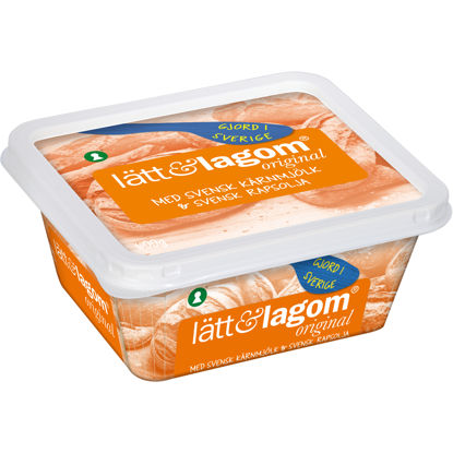 Picture of MARGARIN LÄTT & LAGOM 12X600G