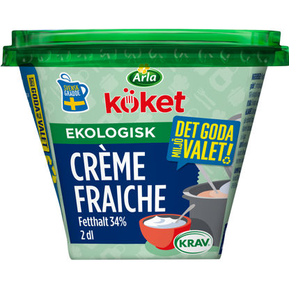 Picture of CREME FRAICHE 32% EKO 8X2DL