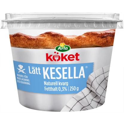Picture of KESELLA KVARG LÄTT 0,3% 6X250G
