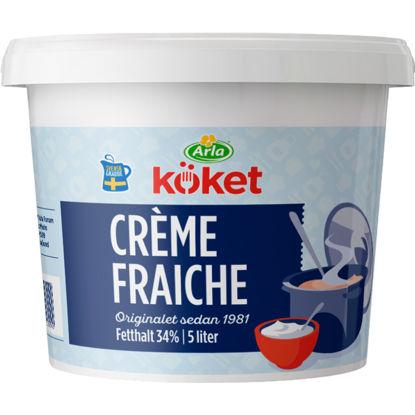 Picture of CREME FRAICHE   5L ARL