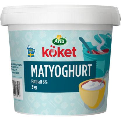 Picture of YOGHURT MAT 8%  2KG ARL
