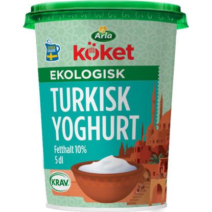 Picture of YOGHURT TURKISK EKO 8X5DL