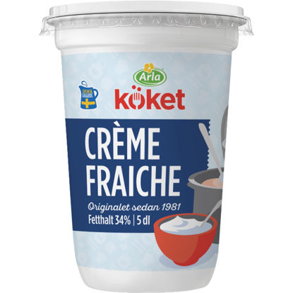 Picture of CREME FRAICHE 32% 8X5DL