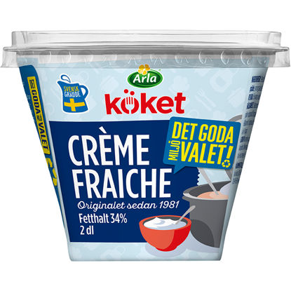 Picture of CREME FRAICHE 32% 8X2DL