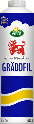 Picture of GRÄDDFIL 12% 6X1L      ARLA KO